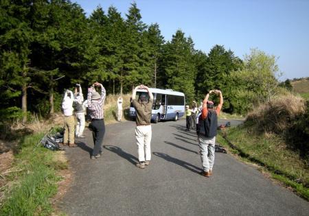 2009.4.19一の峯~冠ヶ岳 003