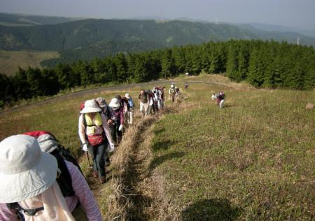 2009.4.19一の峯~冠ヶ岳 007