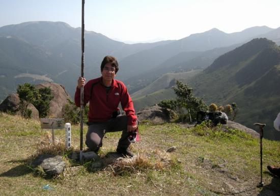 2009.4.19一の峯~冠ヶ岳 036