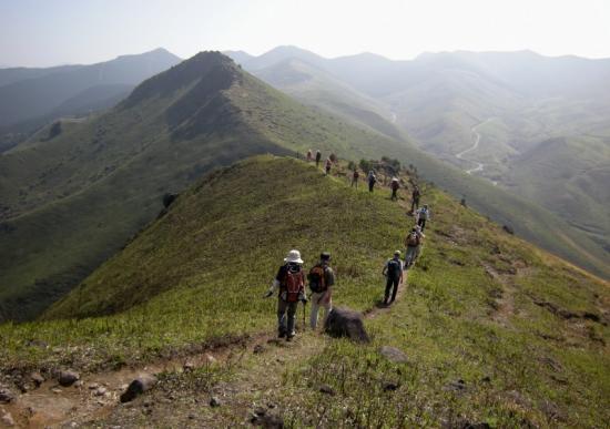 2009.4.19一の峯~冠ヶ岳 040