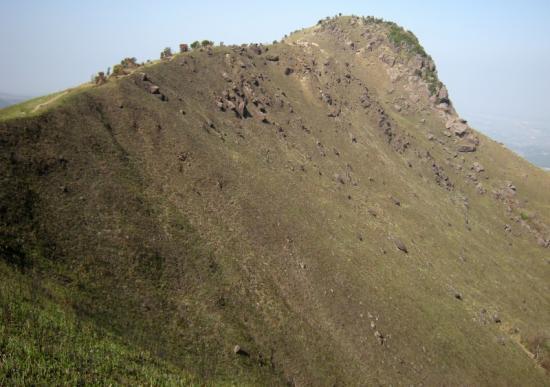 2009.4.19一の峯~冠ヶ岳 047