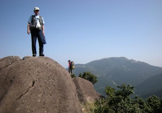 2009.4.19一の峯~冠ヶ岳 059