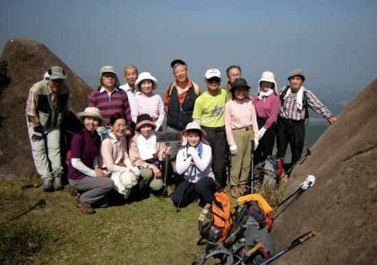 2009.4.19一の峯~冠ヶ岳 061