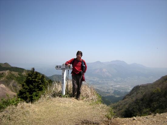 2009.4.19一の峯~冠ヶ岳 090