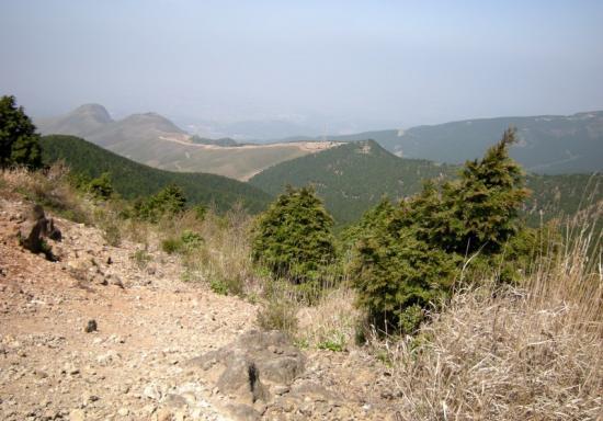 2009.4.19一の峯~冠ヶ岳 095