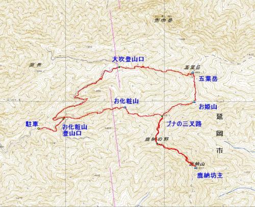 2009鹿納山