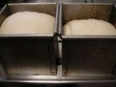 食パン発酵