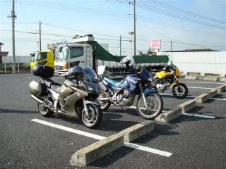 3台揃い箱根へ