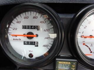 1万キロもすぐかな?