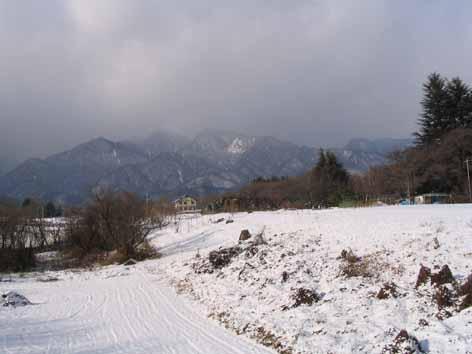 H210119 雪景色