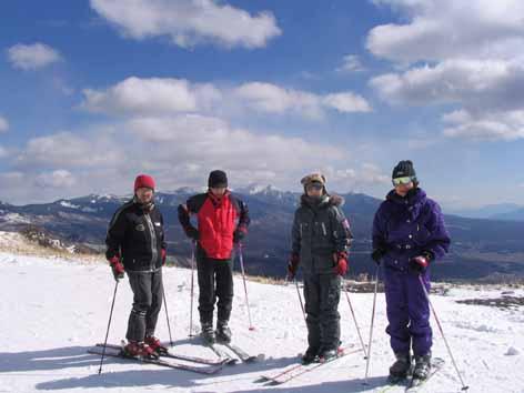 H210217車山スキー