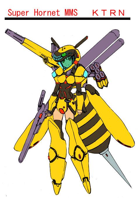ズズメバチ型