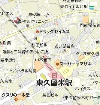 ★完成版★かわい先生地図★