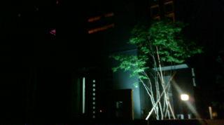 オーナーズレポート 夜景