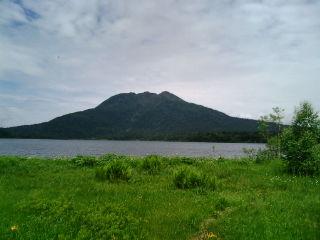 尾瀬沼と燧岳