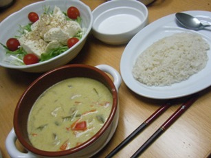 Green Curry040609-3