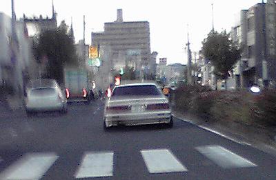 昭和な車高短ソアラ