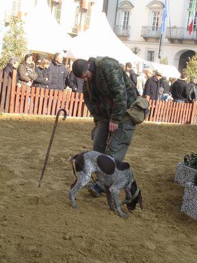 トリュフ犬