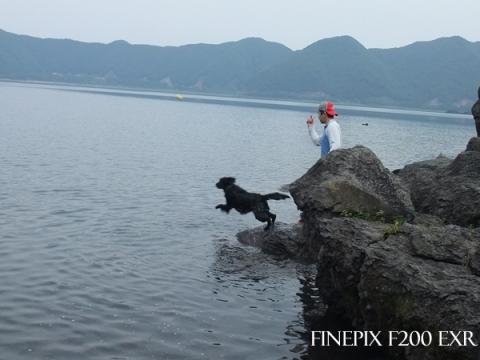 本栖湖Camp10