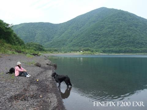 本栖湖Camp12