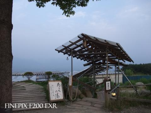 本栖湖Camp21