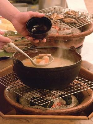 菊池いろり鍋