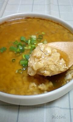 豆腐と長芋のふわふわ