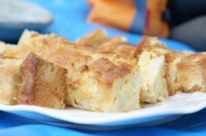 筍入りパウンドケーキ