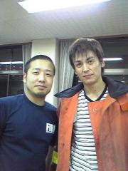 宇田さんと七條さん