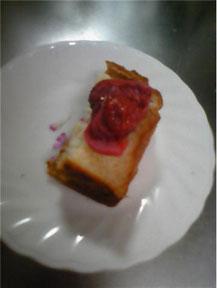 うめパン食す