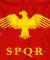ローマ:ローマ旗
