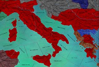 EUローマカルタゴ滅亡状況