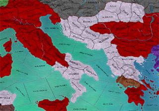 EUローマデウス反乱