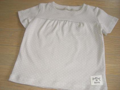 ミルクティーTシャツ