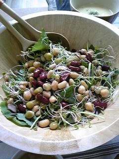 09225 豆サラダ