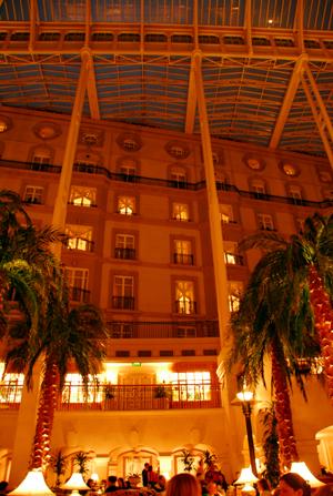 ランドマークホテル
