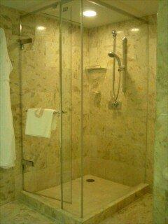 シャワールーム.