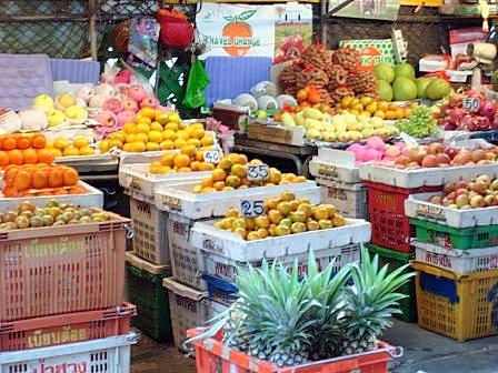 フルーツ果物屋3