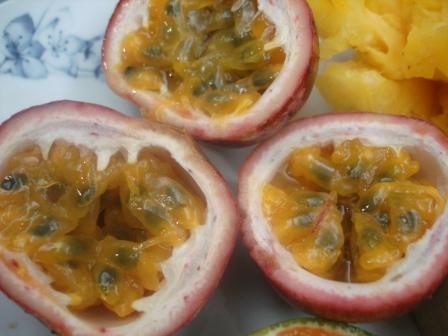 フルーツパッションフルーツ