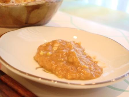 ネギニラ味噌