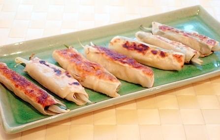 ネギニラ餃子3