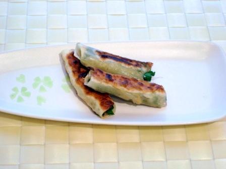 ネギニラ餃子2