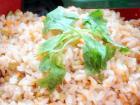 セロリ玄米寿司