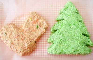 クリスマス擬製豆腐2