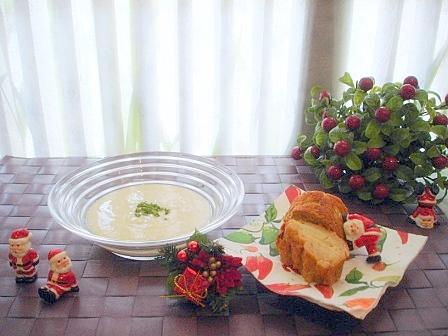 クリスマスジャガスープ4