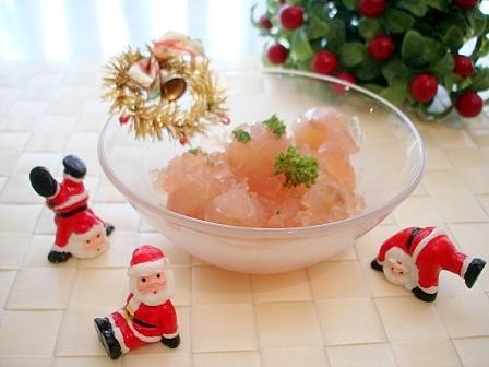 クリスマス葡萄