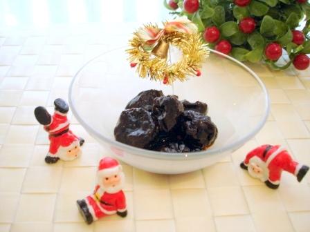 クリスマスプルーン