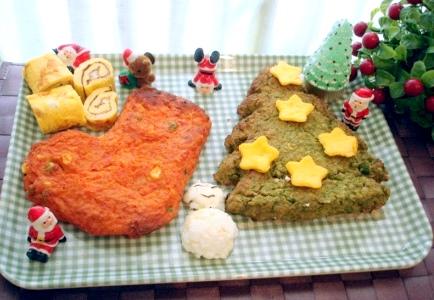 クリスマス擬製豆腐