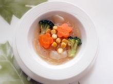 ひな祭りスープ