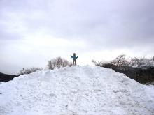 秋田雪遊び2